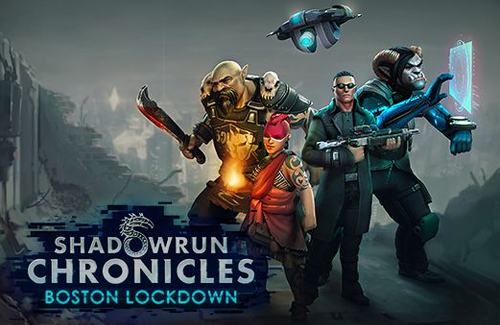 Shadowrun Chronicles Title